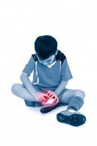 children's sports injuries podiatrist Melbourne