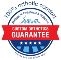 Custom Orthotics Guarantee
