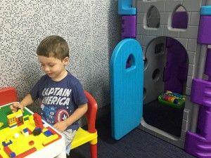 Children's play area Melbourne podiatrist