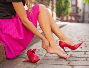 plantar heel pain and orthotics