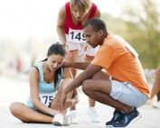 Ankle sprains Melbourne podiatrist