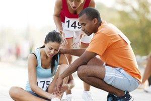 Ankle sprains Melbourne podiatrist
