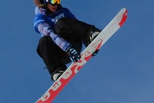 Snowboarder's Ankle