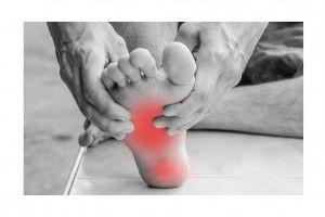 midfoot problems podiatrist Melbourne