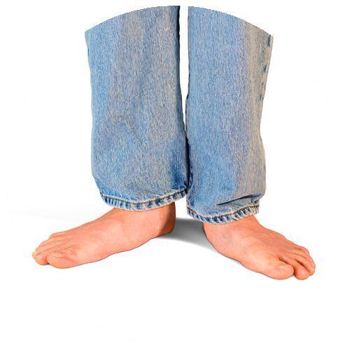 Children's flat feet treatment Camberwell
