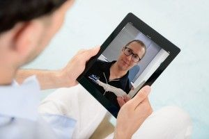 Online video podiatry consultation Melbourne