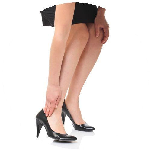 Bruised heel treatment Camberwell