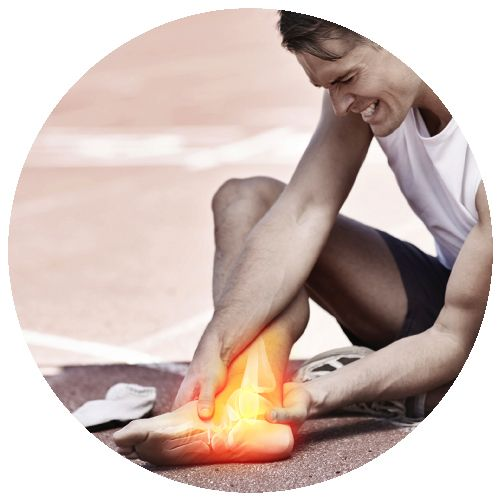 Tarsal tunnel syndrome treatment Camberwell