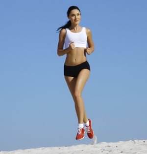 Running gait analysis Melbourne